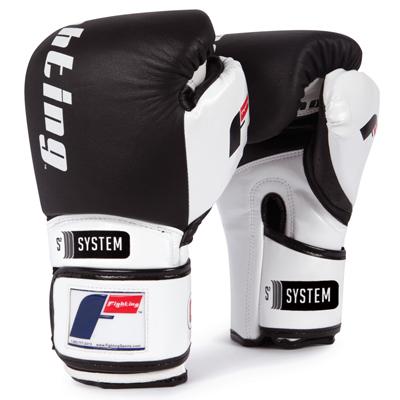 Rival Boxing Bag Gloves RB2 Super White