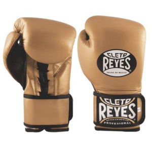 Cleto Reyes Universal Training Gloves – Gold
