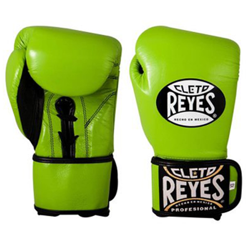 Cleto Reyes Universal Training Gloves – Lime Green