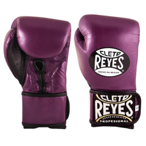 Cleto Reyes Universal Training Gloves – Metallic Purple
