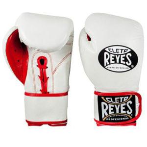 Cleto Reyes Universal Training Gloves – White/Red