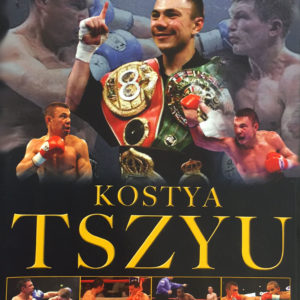 Legends on Disc – Kostya Tszyu 31 Fights on 10 Disc