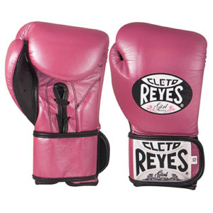 Cleto Reyes Universal Training Gloves – Pearl Pink