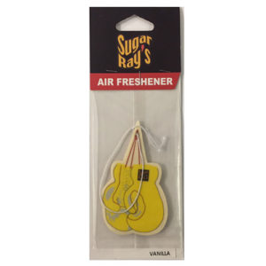 Sugar Ray's Car Air Freshener – Vanilla