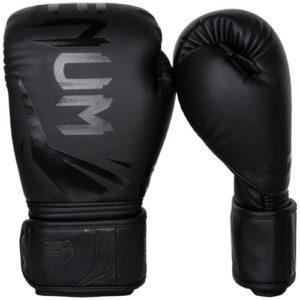 Venum Challenger 3.0 Boxing Glove – Black/Black