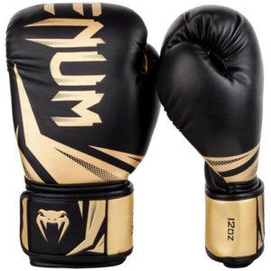 Venum Challenger 3.0 Boxing Glove – Black/Gold