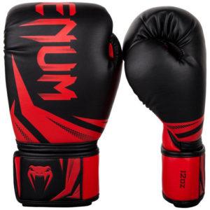 Venum Challenger 3.0 Boxing Glove – Red/Black