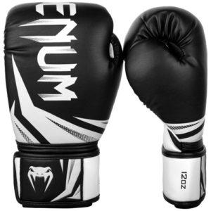 Venum Challenger 3.0 Boxing Glove – Black/White