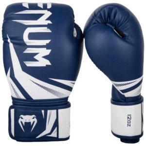 Venum Challenger 3.0 Boxing Glove – Navy/White