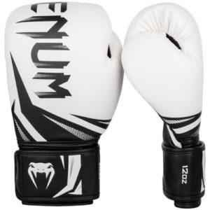Venum Challenger 3.0 Boxing Glove – White/Black