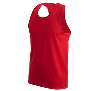 Boxing Vest – Red