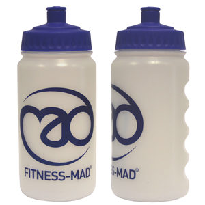 Fitness Mad Sports Bottle 500ml