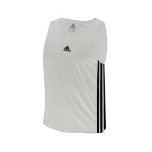 adidas Base Punch II Boxing Vest – White