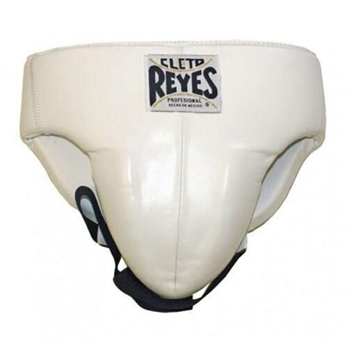 Cleto Reyes Foul Proof Groin Protector – White