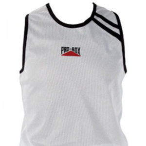 Pro-Box Club Boxing Vest – White