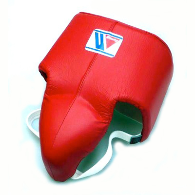 Winning High Cut Groin Protector – Red