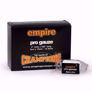 Empire Pro Tape 5cm x 15mtr Pro Gauze Single Box (12 rolls)