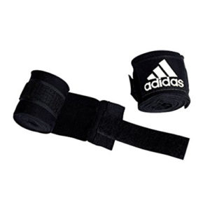 adidas Boxing Hand Wraps 4.5m [Black, Red, Blue Yellow or White]