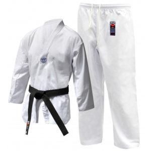 Cimac WTF Style Taekwondo Suit Plain – White