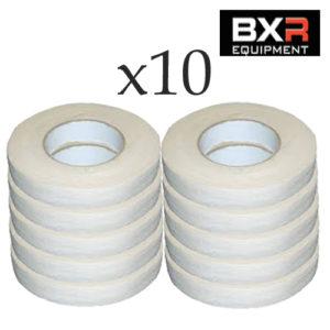 BXR ZINC OXIDE TAPE [25MM X 50M] x10