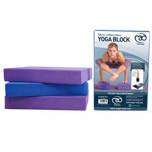 Yoga-Mad Full 2″ Yoga Block