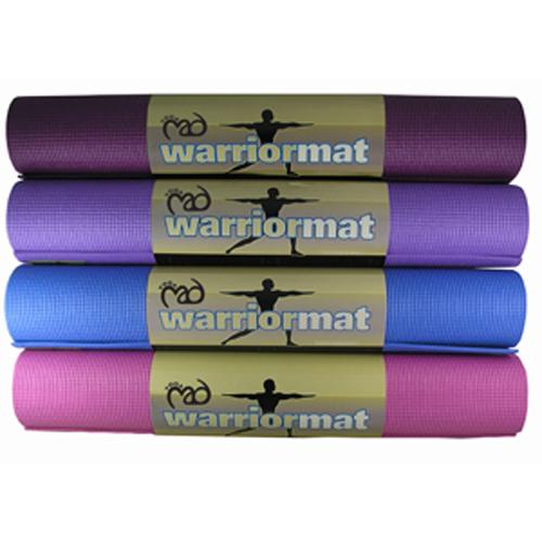 Yoga-Mad Warrior Yoga Mat 4mm